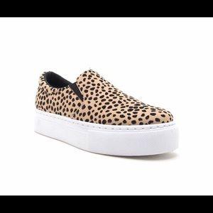 Stephanie Sneakers- Leopard